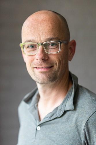 Jeroen van Slooten coördinator Oase Oosterbeek